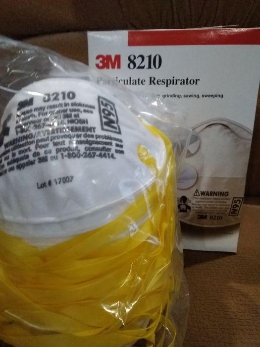 Респиратор 3М 8210 Запорожье - изображение 1