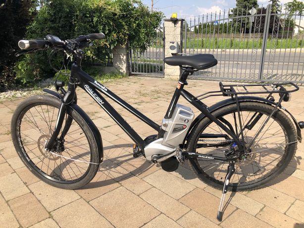 Rower elektryczny RALEIGH LEEDS Panasonic 36V 506 Wh, 45 km/h
