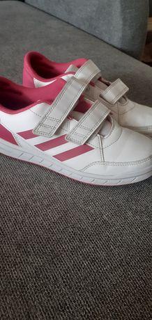 Adidasy dla dziewczynki rozmiar 35