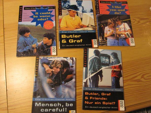 książki O'Sullivan, Emer; Rösler, Dietmar