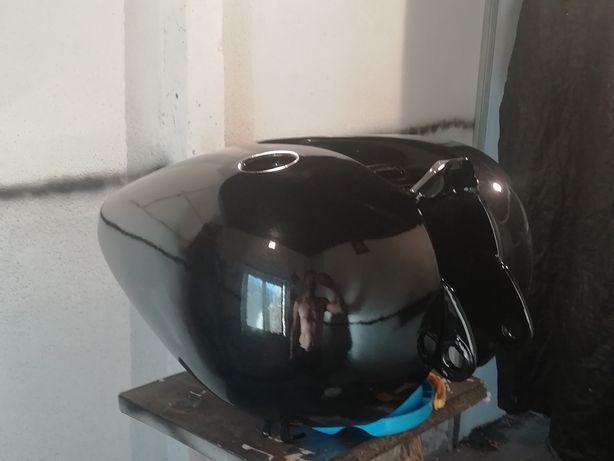 Pintura de moto e recuperacao de plasticos.f face paintbikemotors ..