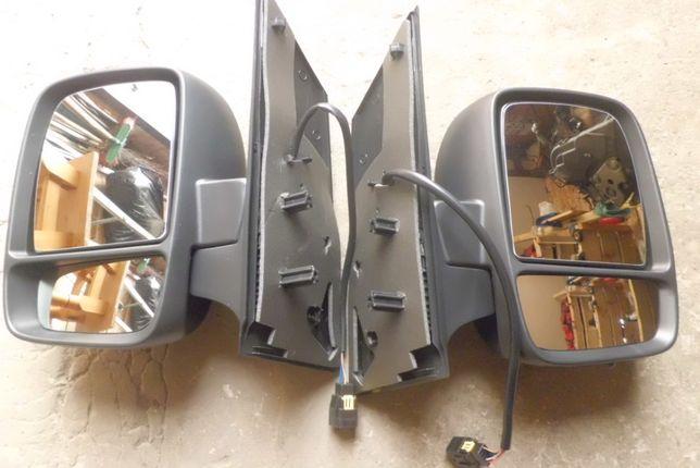 Зеркала Фіат Скудо Fiat Scudo Пежо Експерт Сітроен Джампі 2007