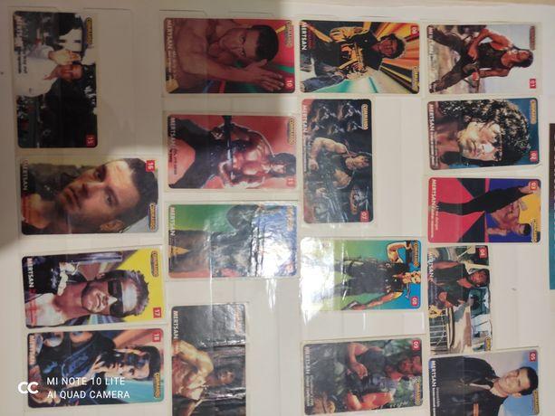 Коллекция наклеек Commando
