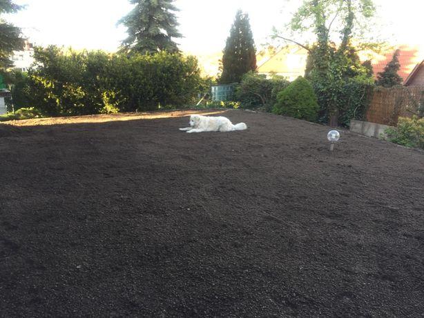 Czarnoziem do ogrodu dostawa od 1 tony