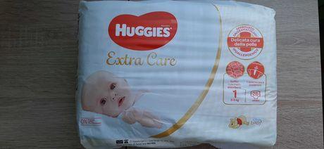 Подгузники Huggies Elite Soft 1 (3-5 кг), 28 шт.