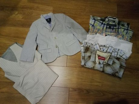 Koszule,marynarka,garniturek na 2-3 lata