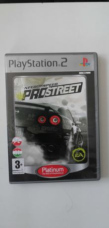 Need for Speed Pro Street / PS2 / PL !
