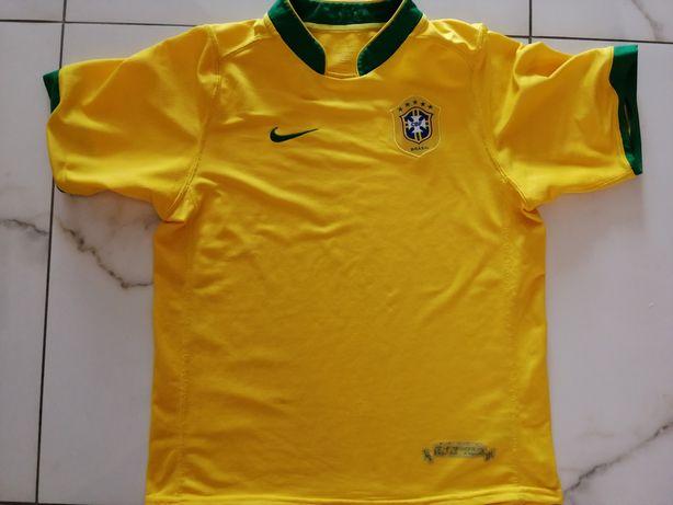 Nike koszulka sportowa, piłkarska 152/158