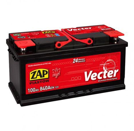 Akumulator Zap Vecter 100Ah 840A