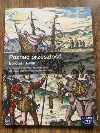 Ksiazka do historii poznać przeszłość europa i świat podręcznik
