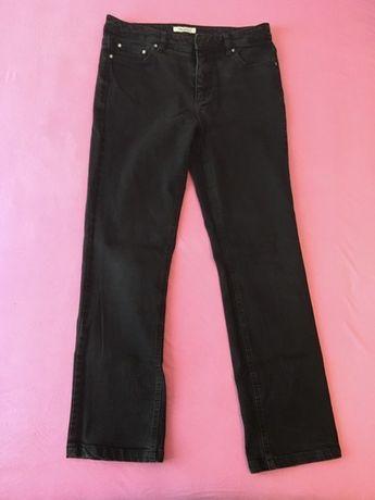 Spodnie czarne jeansowe Yessica rozm. M