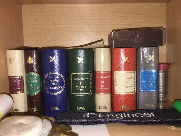 Мини книги Deagostini