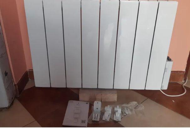 Grzejnik elektryczny radiator HEATZY DIO080964