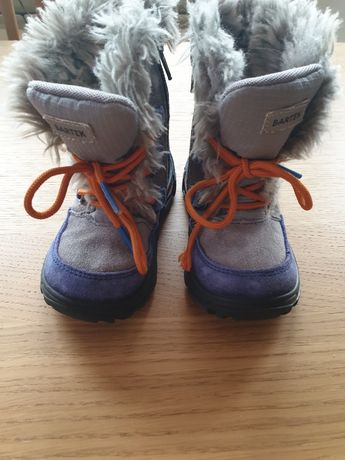 Zimowe buty bartek 23