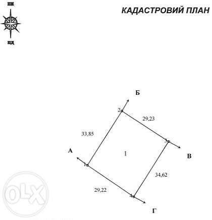 Земельный участок 10 соток Ясногородка, Макаровский земля под Киевом