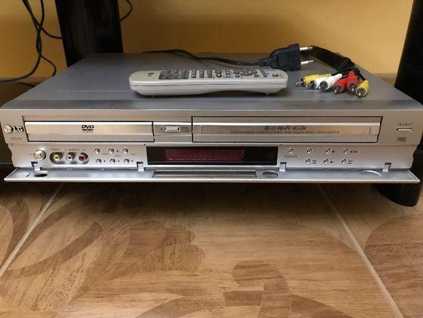 Відік LG DVD plus VCR