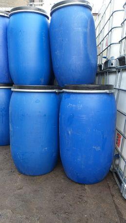Beczka beczki 200l na deszczówkę oleje płyny