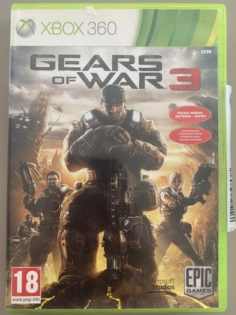 Gra Gears of War 3 XBOX 360