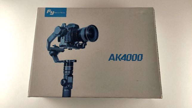 Стедикам FeiyuTech AK4000 + Держатель AK Series Dual Handle Grip