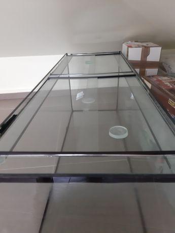 Aquario vidro 400 litros