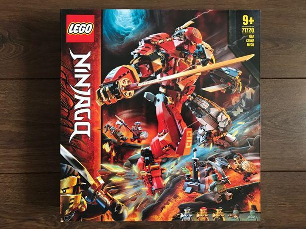 LEGO Ninjago 71720 Mech z ognia i kamienia - NOWE