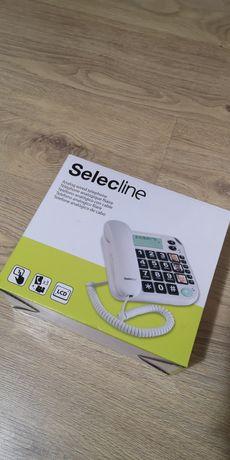 Telefon dla seniorów stacjonarny
