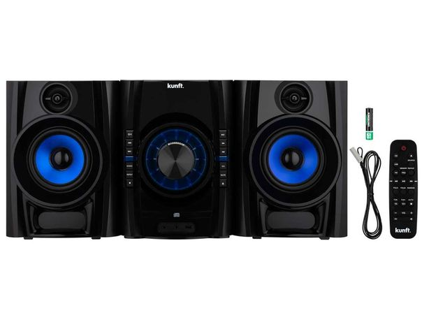 Aparelhagem Bluetooth KUNFT KMS3788 - Nova e Embalada