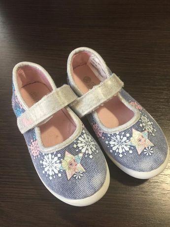 Туфельки Elsa Frozen 26 размер