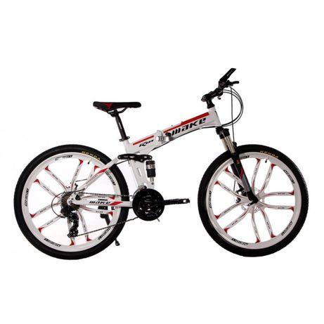 """Велосипед MAKE со складной рамой 26"""" на литых дисках"""