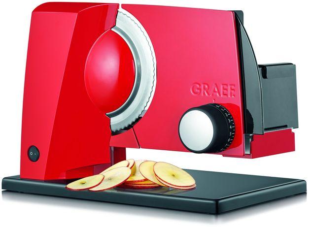 GRAEF krajalnica uniwersalna SKS S11003 czerwona