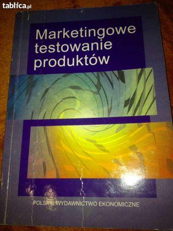 Marketingowe Testowanie Produktów- Sudoła,Szymczak,Haffer
