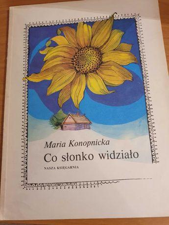 Co słonko widziało M. Konopnicka