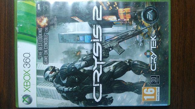 Crysis 2 gra xbox 360