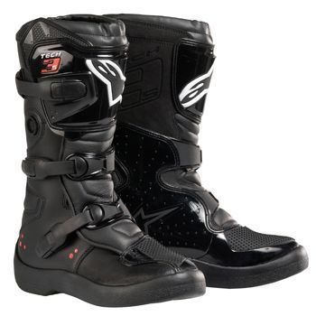 Buty Alpinestars MX TECH 3S KIDS '10 czarne