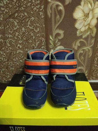 Сапоги зимние, ботинки зимние Tom.m  размер 26, 17 см