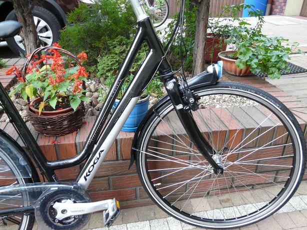 Rower elektryczny KOGA e-delux - ładna, zadbany,sprawna,bateria super