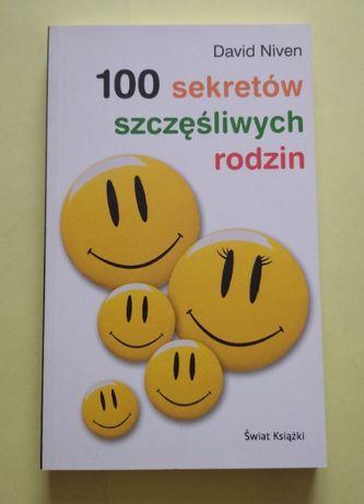 """""""100 sekretów szczęśliwych rodzin"""" David Niven, poradnik"""