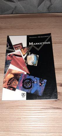 """Książka """"Marketing"""" Andrzej Wiśniewski wyd.WSiP"""