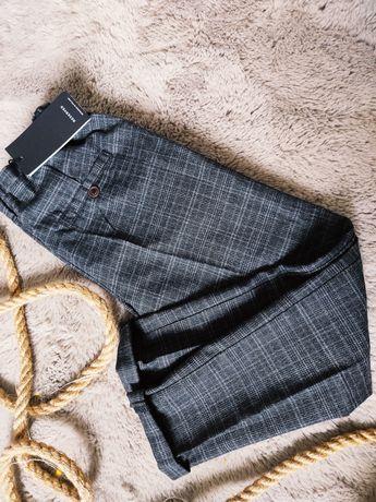 Nowe spodnie eleganckie chinosy Reserved