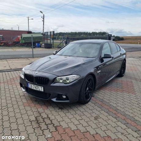 BMW Seria 5 Oryginalny Mpak Mega zadbana polecam