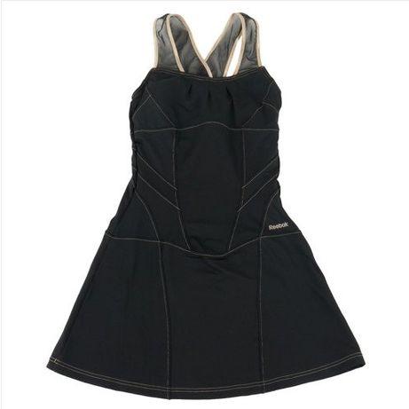 Sukienka ze stanikiem Reebok sportowa S
