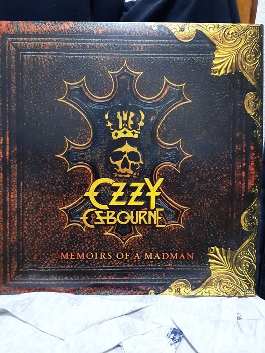 "Ozzy Osbourne  ""Memoirs of a madman"" Кропивницкий - изображение 1"