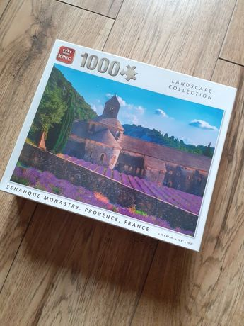 Puzzle 1000 nowe