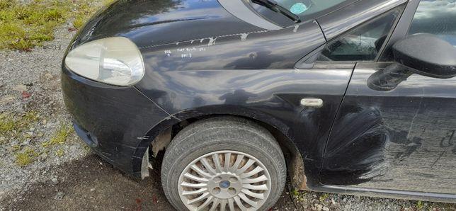 Błotnik Lewy Przedni Przód FIAT GRANDE PUNTO 05r-09r 891/B