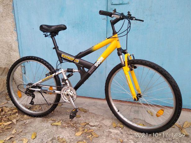Горный скоростной велосипед, д.26