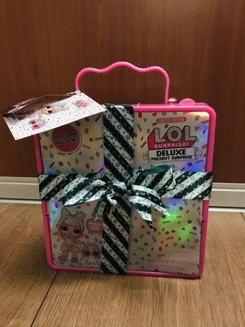 LOL Surprise Deluxe Present Surprise Miss Partay Sprinkles ЛОЛ Делюкс