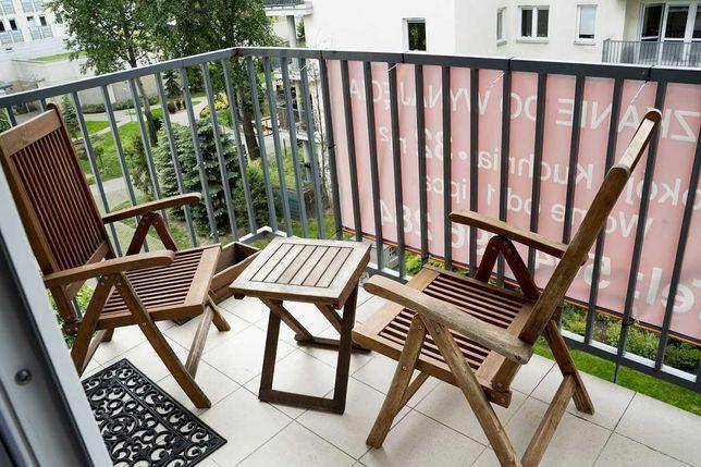 Goclaw, Fieldorfa 10, 33m2, Balkon, wolne od 10.05