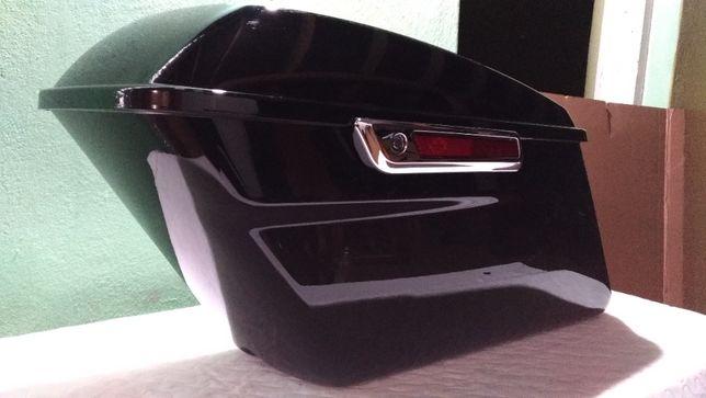 Kufer lewy Harley Davidson Touring Electra stan bdb