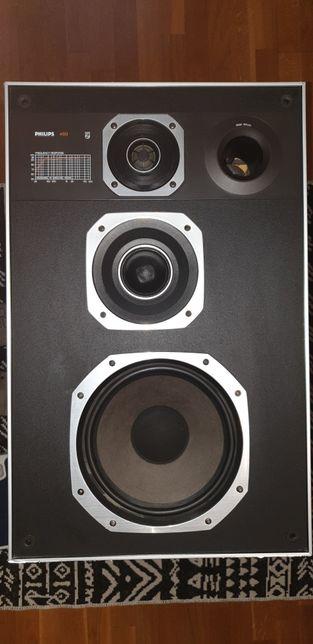 Легендарные акустические 3-х полосные колонки фирмы Philips 489