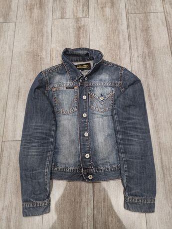 Kurtka jeansowa damska XL
